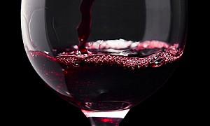 Etiketa moravské zemské víno